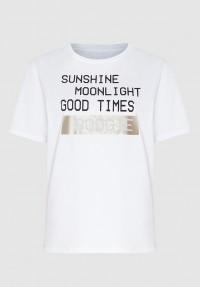 T-shirt weiss boogie