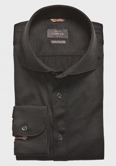 THE WOOL JERSEY SHIRT