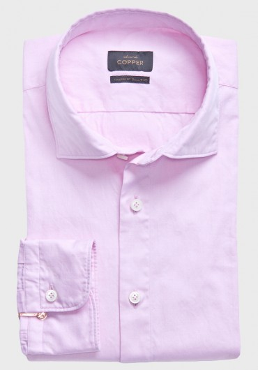 Oxford Hemd Rosé