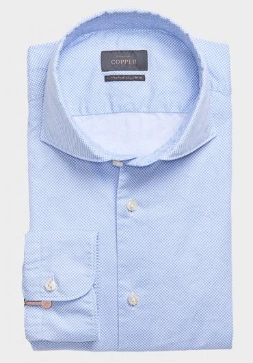 Oxford Hemd mit Print