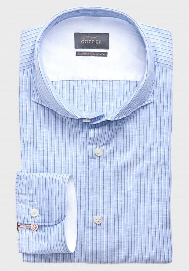 Baumwolle Leinen Hemd