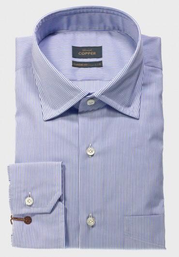 TwoPly Streifen Hemd